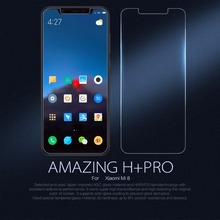For xiaomi mi 8 mi9 Mi 9T Glass Nillkin H/H+PRO Tempered Glass phone Screen Protector For Xiaomi Mi8 Mi 9T Mi9 SE cover 9H Glass