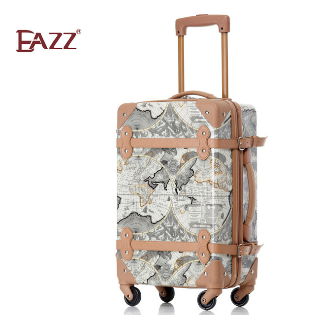 Wholesalewomen vintage travel luggage18 inches abs universal wheel women vintage travel luggage18 inches abs universal wheel suitcase bagskorea gumiabroncs Image collections