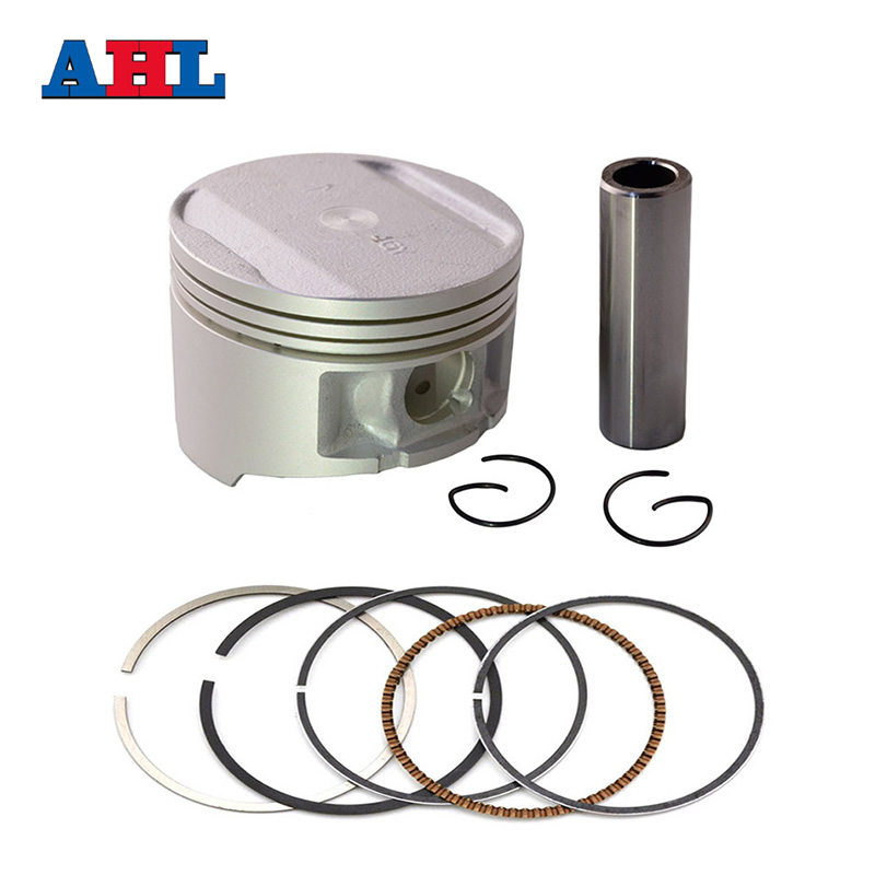 Motorcycle Engine Parts +100 Cylinder Bore Size 74mm Pistons & Rings Kit For Yamaha TTR250 TTR 250 1999-2006 Piston Ring lopor for yamaha ttr250 73mm standard bore size piston rings pin clips kit