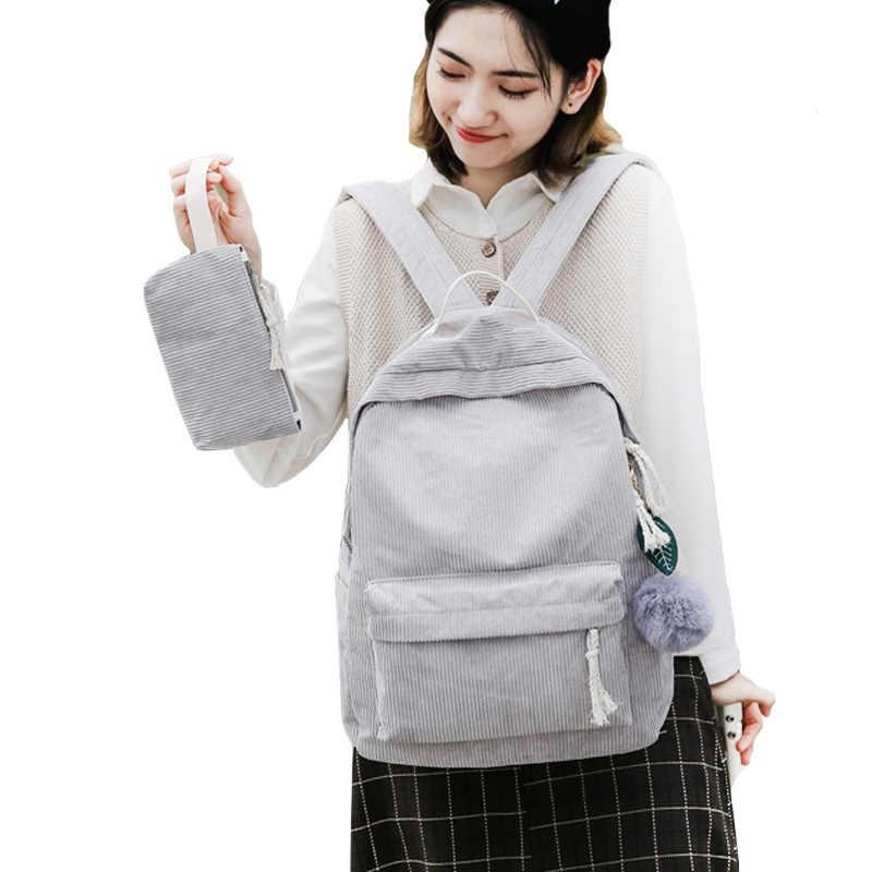 Модные рюкзаки женский нейлоновый рюкзак школьный рюкзак для подростков девочек мягкая задняя сумка мягкая сумка с ручкой mochilas mujer рюкзак