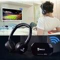 2016 Melhores Original B616 Bingle Multifunções Sem Fio estéreo com Microfone Headset Fones De Ouvido de Rádio FM para MP3 PC TV Áudio