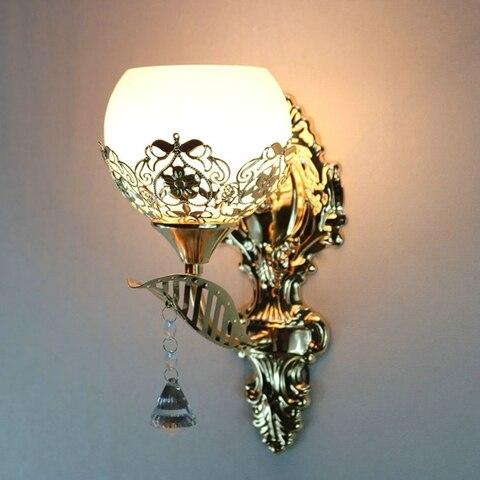 moderna lampada parede led estilo europeu