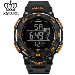 SMAEL brand led digital watche