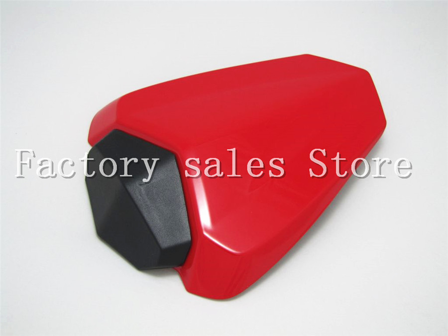 For Yamaha YZF1000 YZF 1000 R1 2009 2010 2011 2012 2013 2014 Red Rear Seat Cover Cowl Solo Racer Scooter Seat Motorbike YZFR1