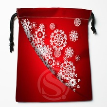 TF 122 New Christmas tree 1 Custom Printed receive bag Bag Compression Type drawstring bags size