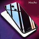 MUCHI For Xiaomi Redmi 5 Plus Case Tempered Glass Cover Back Soft Silicone Frame Luxury Phone Coque for Redmi5 Cases