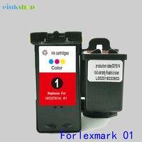 Einkshop Mürekkep Kartuşu için Lexmark 1 Için Lexmark 01X3470X2300 X2310 X2330 X2350 X2470 X3330 X3370 Z730 Z735 X2730 X2735 no. 1