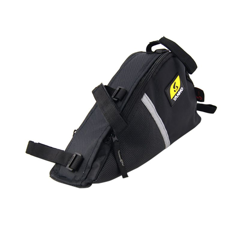 NEW ROSWHEEL Bicycle Frame Triangle Bag Storage Pouch Bags Cycling ...