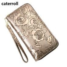 Новые женские кошельки длинная стильная многофункциональный бумажник кошелек натуральная кожа женский клатч держатель для карт люксовый бренд мешок денег