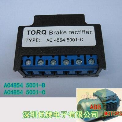 Free shipping     MOTORS/AC48545001-C/AC 4854 5001-C  Brake rectifier