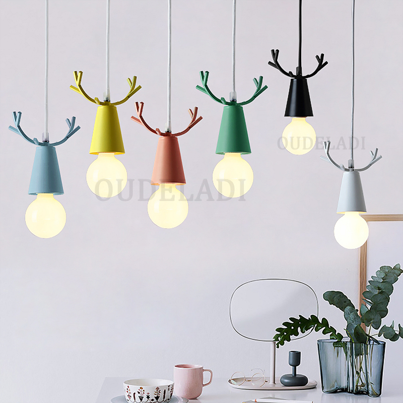 Nordic Modern Creative Color Macarons Pendant Lights Kid Bedroom Warm Cute Pendant Lamp Restaurant Bar Decor Hanging Light Nordic Modern Creative Color Macarons Pendant Lights Kid Bedroom Warm Cute Pendant Lamp Restaurant Bar Decor Hanging Light