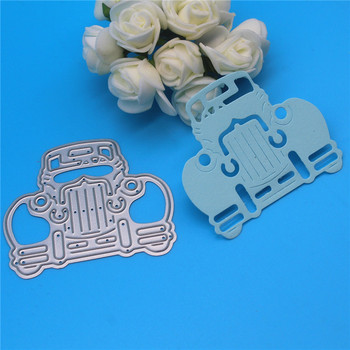 New Old Car Metal cutting dies for Scrapbook album home decoration embossing stencils cut dies image