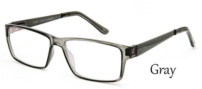 Black Square Eyeglasses (4)