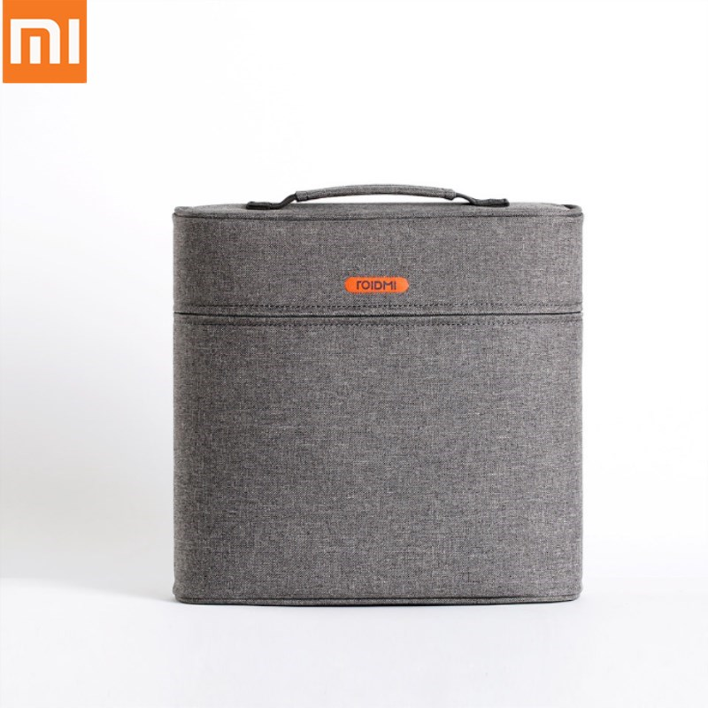 Xiaomi Mijia Roidmi Accessory Storage Bag Collection Bag for Roidmi Handheld Wireless Vacuum Cleaner F8 Accessories Storage фильтр xiaomi hepa для roidmi f8