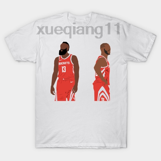 7afa05fc2a7c James Harden   Chris Paul-in T-Shirts from Men s Clothing ...