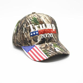 [SMOLDER] جعل أمريكا العظمى مرة أخرى التطريز الولايات المتحدة الأمريكية العلم 2020 دونالد ترامب قبعة إعادة انتخاب القطن قبعة بيسبول التمويه في الهواء الطلق