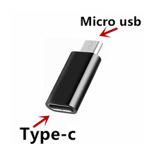 Micro USB Male to Type c Female Android Mobile Phone Cable Adapter USB-C Charger for Xiaomi mi 5 Mi5 Huawei P9 letv USB C cable