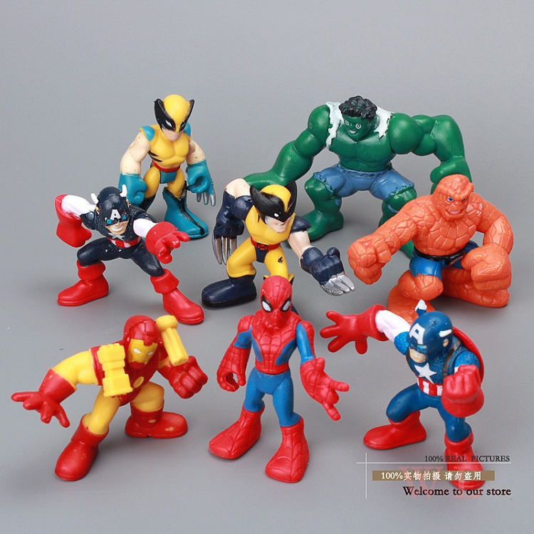 Toys For Gentleman : Animation garage kid marvel superhero baby kids toys