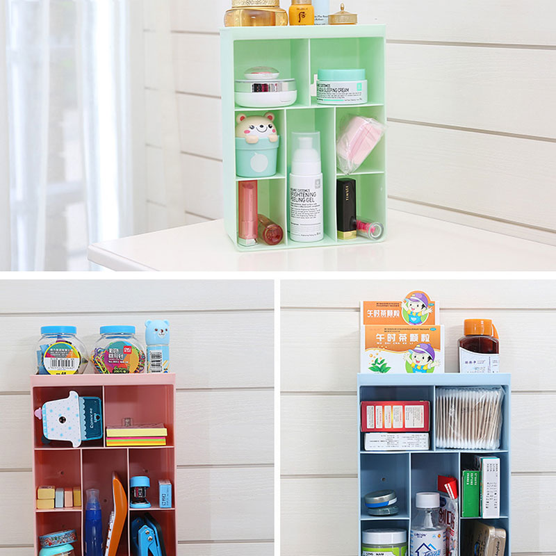 Kitchen Shelf Arrangement: Wall Mounted Household Groceries Storage Cabinet To Save