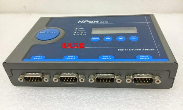 NPort 5410 ( NP 5410 ) NPort5410 serial port to the industrial Ethernet serial port serverNPort 5410 ( NP 5410 ) NPort5410 serial port to the industrial Ethernet serial port server