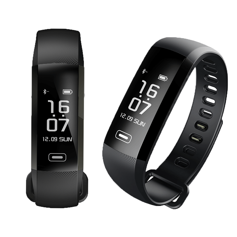Original OLED Bluetooth Smart Wristband Heart Rate Blood Pressure Monitor Bracelet Health Tracker Fitness Touch Screen Watches sports fitness tracker smart watch bracelet i7 bluetooth 4 0 wristband waterproof health heart rate monitor