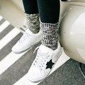 1-9Y 1-9y 2016 nova Unisex Toddle Bebê Meias Crianças piso meias meninos meias meias de Algodão do bebê meninas crianças dos miúdos meias Multi-cores C825