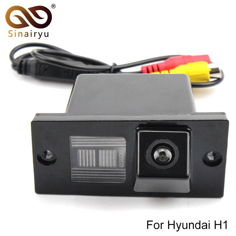 Night Vision Waterproof Car Rear View Buckup Camera For HYUNDAI H1 GRAND STAREX