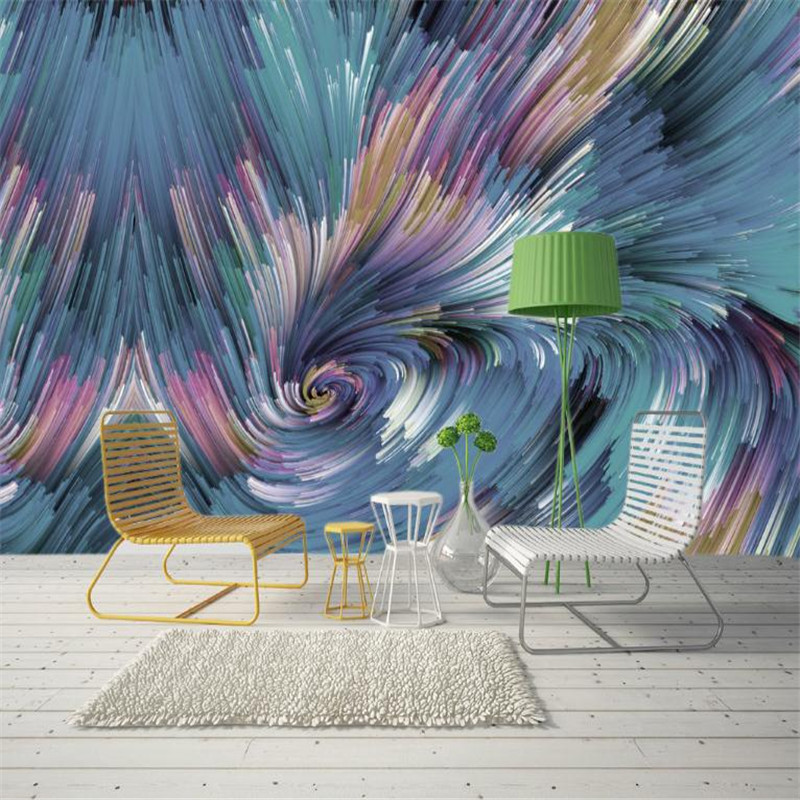 цены abstract art custom 3 d photo wallpaper modern living room wallpaper for walls wall mural girls room bedroom decor home decor