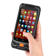 Android Mobile data collector pda terminal 1D barcode reader wifi bluetooth for inventory management warehouse system