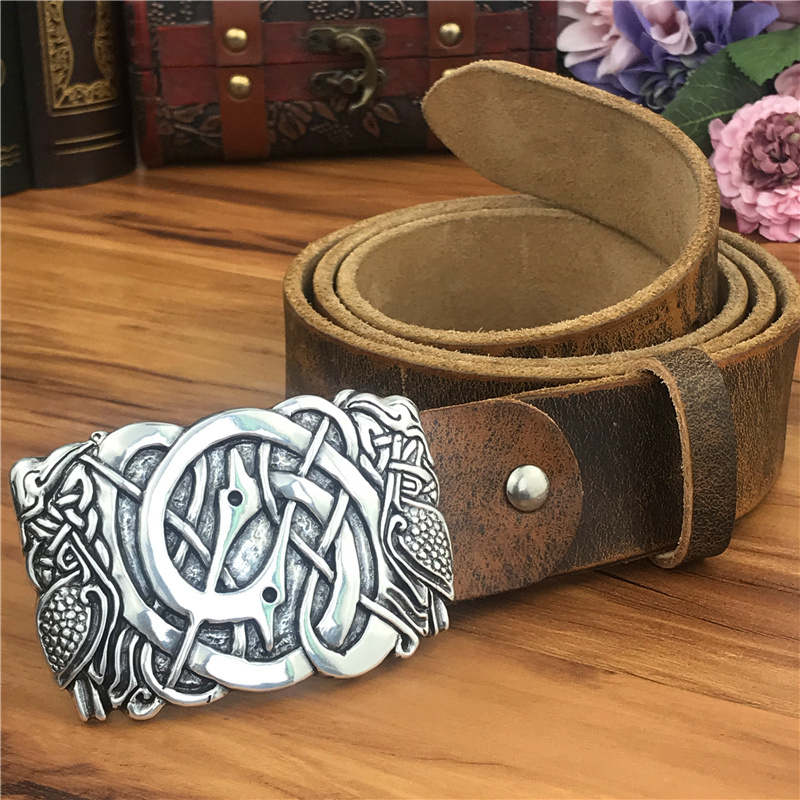 Metal Belt Buckle Luxury Men Belt Leather Genuine Ceinture Homme Leather Belt For Men Jeans Male Strap Riem Wide MBT0589