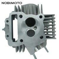 160cc охлаждения масла Двигатели для автомобиля Головки цилиндров для автомобиля подходит для ух YinXiang 160cc ATV Байк мотоцикл gt 125 1