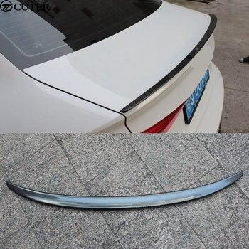 A3 carbon fiber Auto Car rear Wing Spoiler For Audi A3 Sedan 13-16