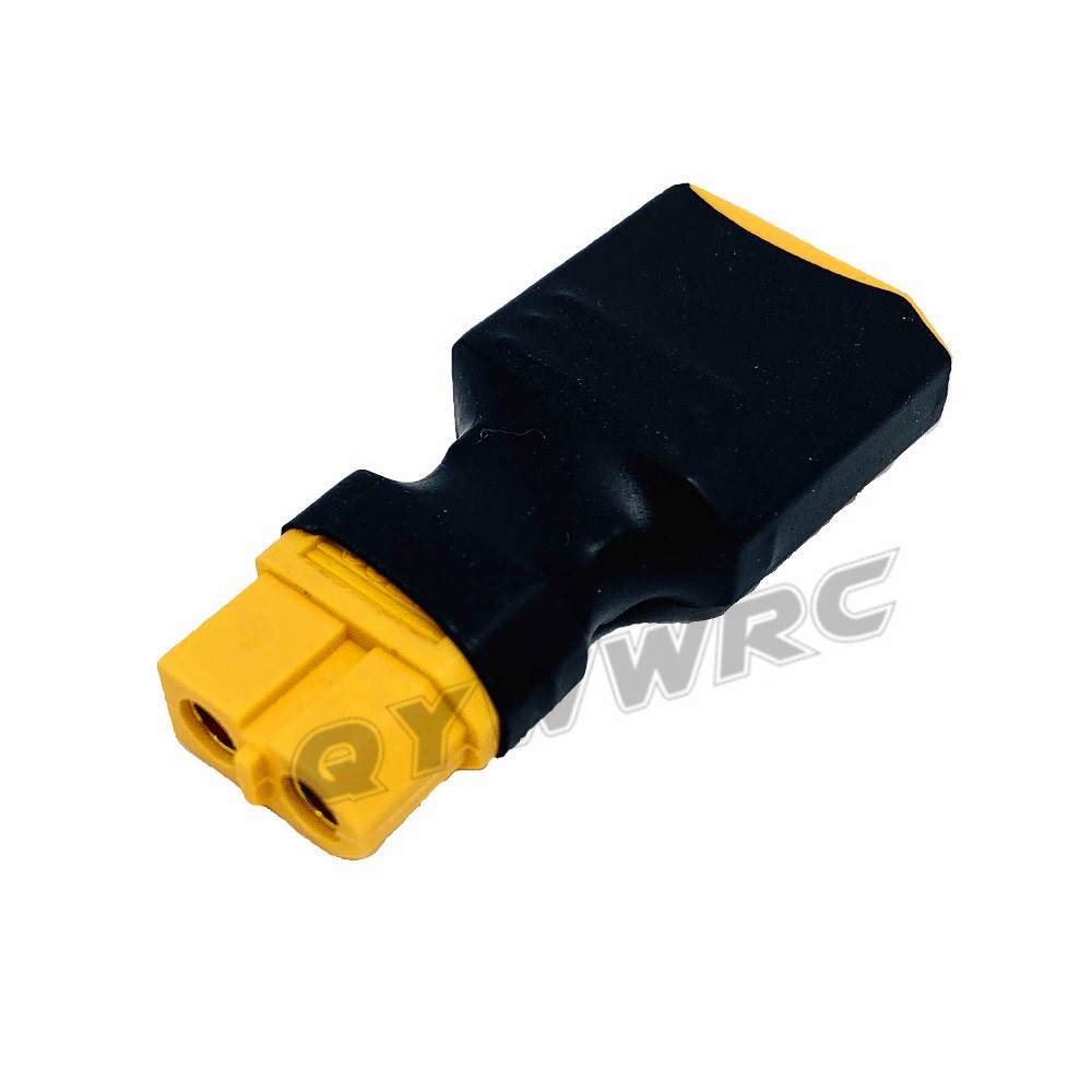 XT90 Male Convert To XT60 Female Or XT90 Female Convert To T Plug Male Connector RC Wireless Car Conversion Adapter RC Parts
