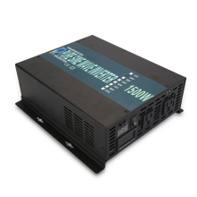LED Display DC To AC Converter 1500W Off Grid Inverter Pure Sine Wave Power Power/Solar/Car