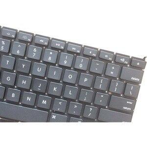 Image 3 - لوحة مفاتيح كمبيوتر محمول أمريكية جديدة 2009 2012 لاستبدال أبل ماك بوك برو A1278