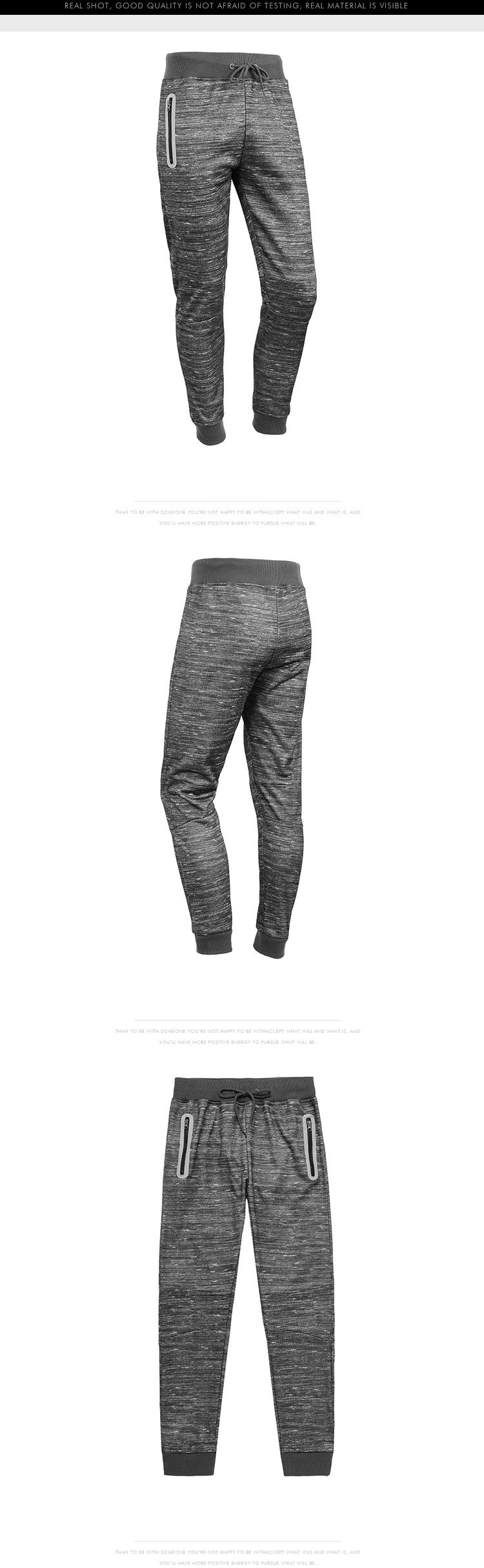 Aolamegs Men Casual Jogger Pants Sportwear 2017 Joggingrunning Mens Sweatpants Drawstring Pants High Quality Gyms Clothing (10)
