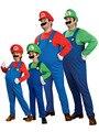 Карнавальные костюмы, героев Супер Марио. Для детей и взрослых. Бесплатная доставка.