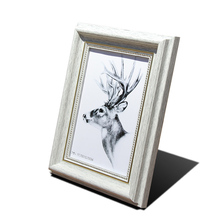 Vintage Photo Frame Painting Home Art Decor Wedding Birthday Gifts Europe Modern For Pictures 5-12 A4 Photos