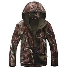 Tactical Camo Jacket for Men