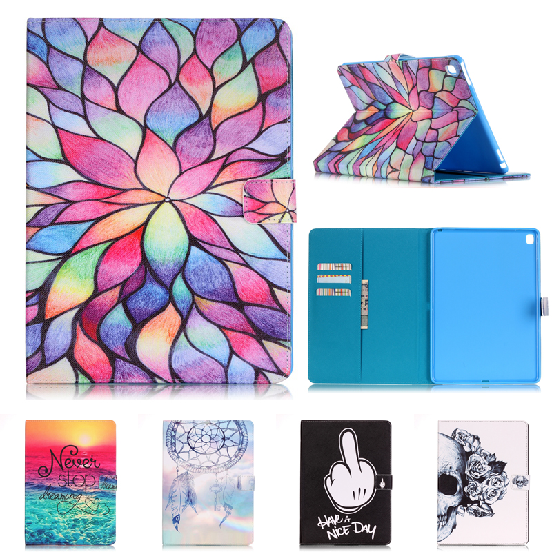 For Apple iPad Pro 9.7  Tablet Case PU Leather Stand with card slot Protector cover for ipad pro