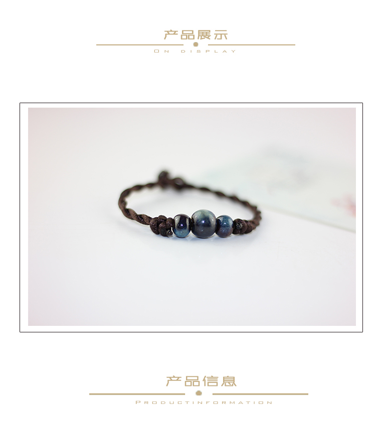 bracelete and bangles Boho DIY Ceramic bracelets wholesale drop shipping  For women Hot sale #1894
