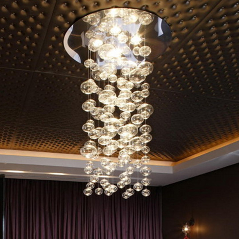 Leucos Murano Due Bubble Glass Chandelier by Patrick Jouin from Leucos LED Lighting Fixture patrick bruel niort