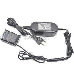 ACK-E6 AC Power Adapter versorgung + DR-E6 DC Koppler LP-E6 LPE6 dummy batterie für Canon EOS 60D 6D 7D 5D mark II III 5D2 5D3 kamera