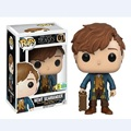 2017 New Funko pop Official Movies Fantastic Beasts Newt Scamander Egg Niffler Queenie Tina Vinyl Figure Collectible Model Toys