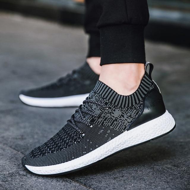 478bb7c549d5e7 2017 Nouveau Printemps D'été Hommes de Chaussures de Sport Pas Cher  chaussure homme Coréenne