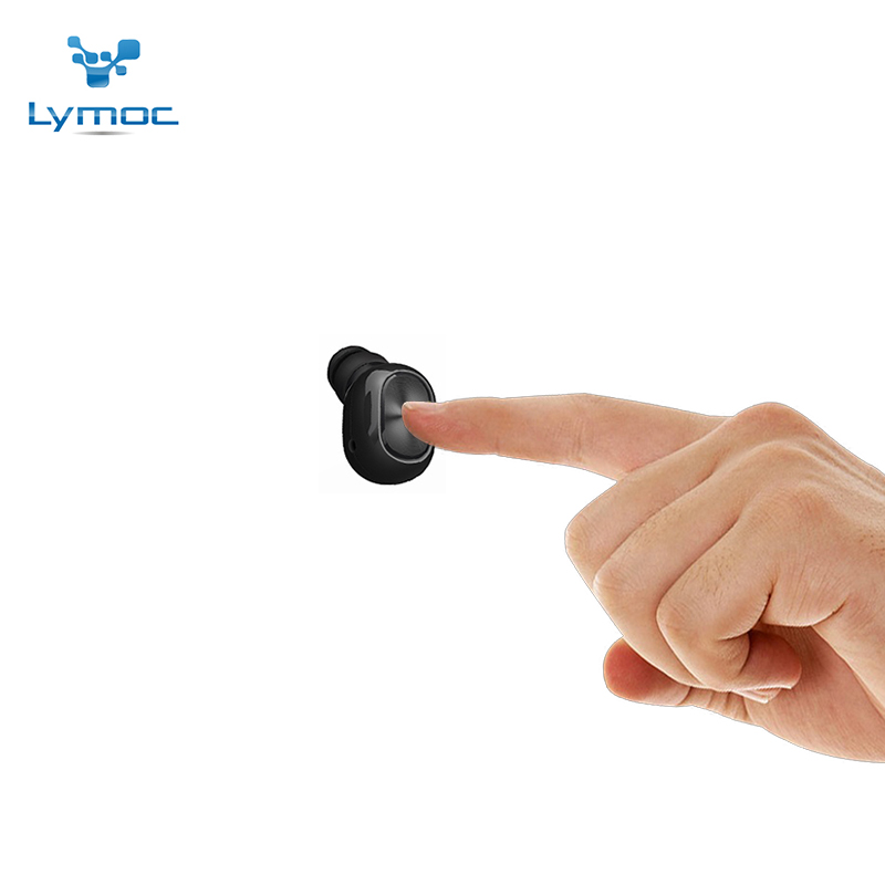 LYMOC New Mini Bluetooth Earphones In Ear Stereo Wireless Headsets Auriculares V4.1 Handsfree Music Play Support for All <font><b>Phones</b></font>