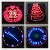 Plane 64 Lights Rotating POV LED Advertising DIY Kit Creative LED Electronic Production Of Electronic Kits