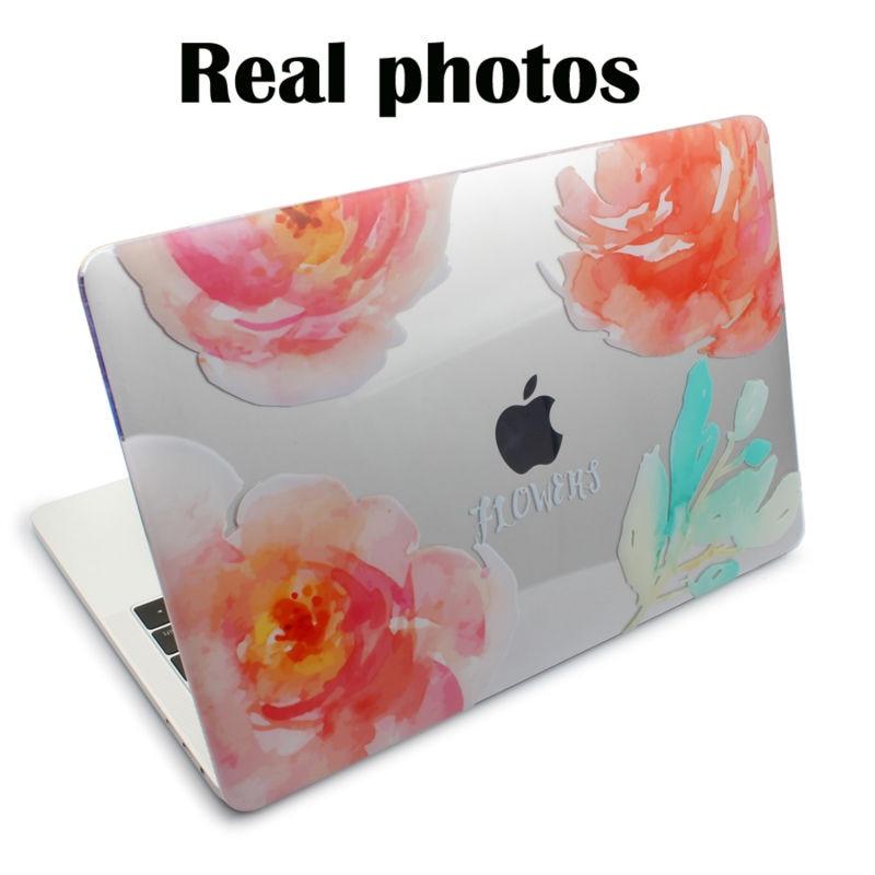 Redlai Rose & Floral Laptop Sleeve Hoesje Voor Apple Macbook Air 13.3 - Notebook accessoires - Foto 6