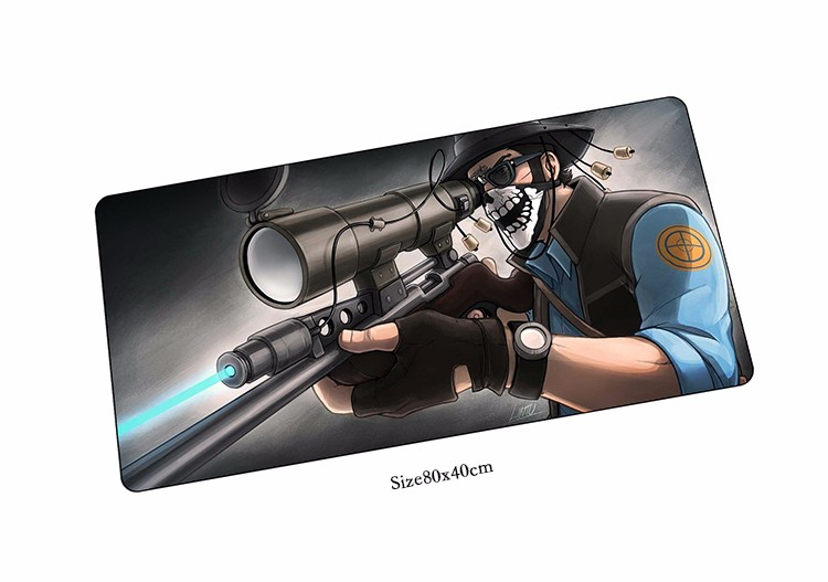 team fortress 2 mouse pad hot sales pad to mouse notbook computer mousepad Mass patter gaming padmouse gamer to laptop mouse mat