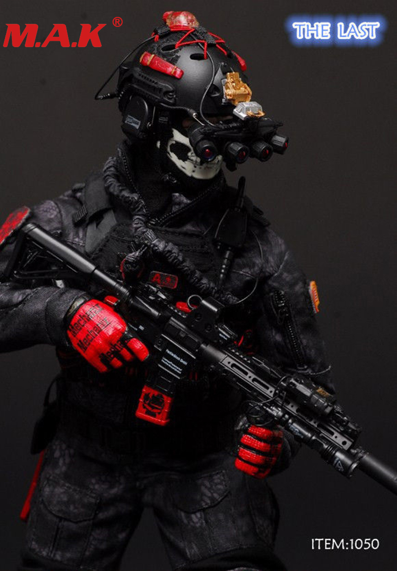 """Fire Girl Toys Male Solider 1//6 Combat Clothing Sets F 12/"""" Men Phicen Figure Toy"""